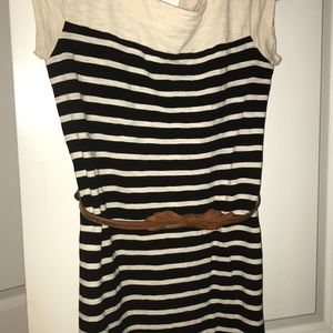 Merona XS Striped dress